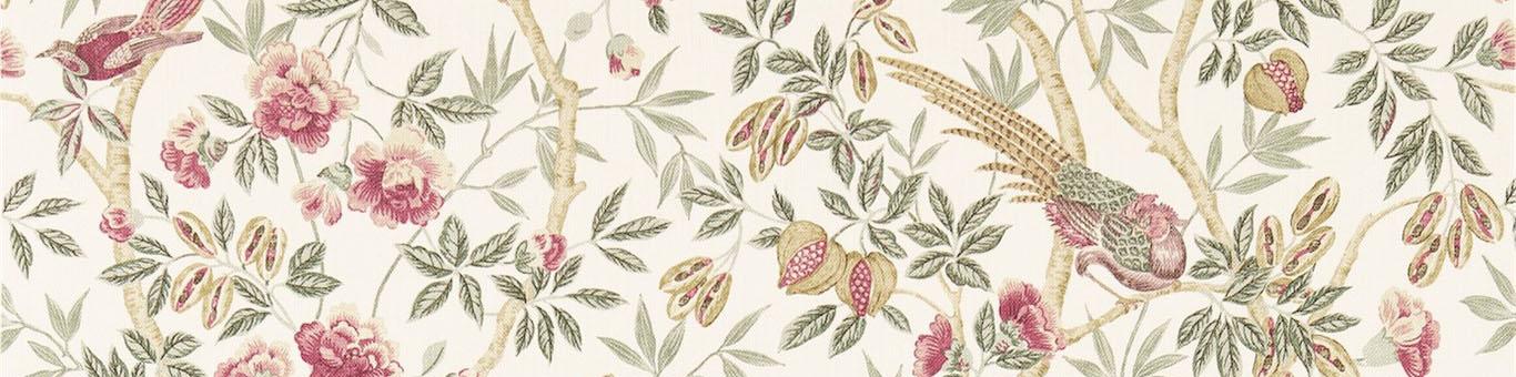 Sanderson Fabric & Wallpaper   F&P
