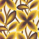 Starflower 60s Wallpaper