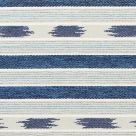 Ikat Basket Outdoor Fabric