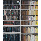 Library Wall Panel