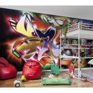 Graffiti Wall Panel