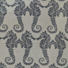 Black and Taupe Fabric