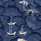 Blue Nautical Wallpaper