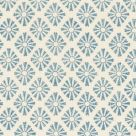 Blue White Cotton Fabric