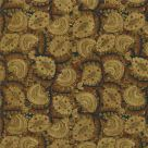 Brown and Gold Fabric