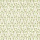 Cornwall Wallpaper Green and Beige Floral