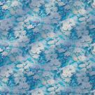 Water Lily Sheer Fabric