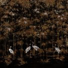 Garzas Mural Wallpaper