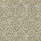 Gold Floral Fabric