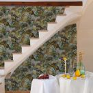 Green and Yellow Wallpaper