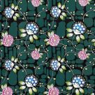 Les Rosales Embroidered Fabric