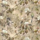 Maple Tree Fabric Sepia Neutral