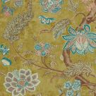 Mustard Yellow Floral Fabric