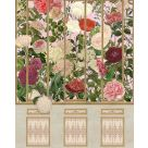 The Imperial Flora Mural Wallpaper