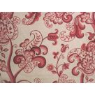 Rajasthan Red Printed Tree of Life Fabric
