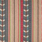 Rebozo Embroidered Fabric