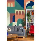 Architopie Mural Wallpaper