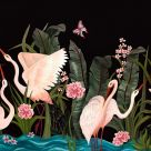 Wetlands Mural Wallpaper