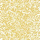 Willow Wallpaper Yellow Leaf