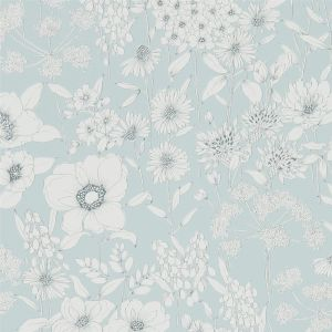 Maelee Wallpaper in Mineral