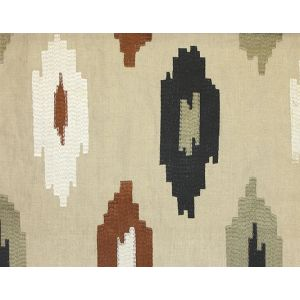 Hopi Embroidered Fabric