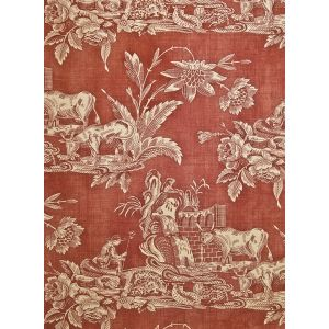 Old Macdonald Curtain Fabric