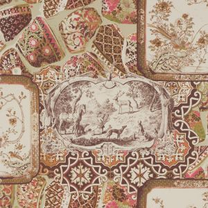 Mulberry China Wallpaper