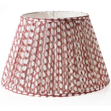 Wicker Gathered Bedwyn Lampshade
