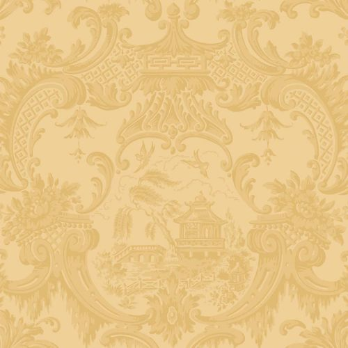 Chippendale China Wallpaper