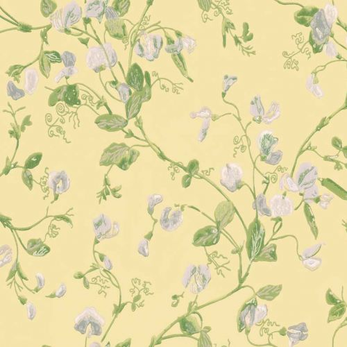 Sweet Pea Archive Anthology Wallpaper