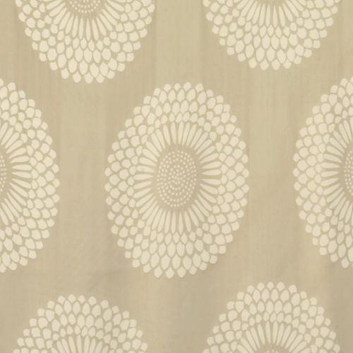 Dahlia Devoré Fabric