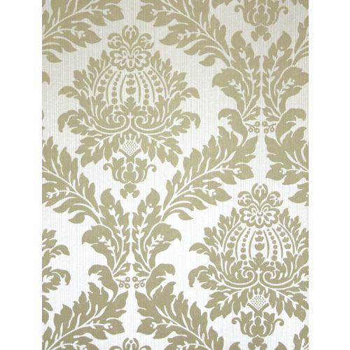 Lydford Damask Wallpaper