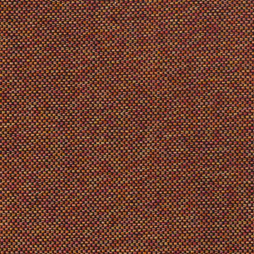 Ochre Plain Fabric