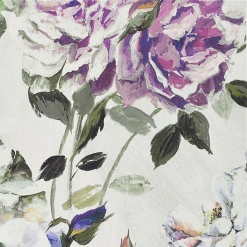 Couture Rose Linen Fabric