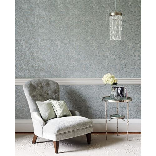 Renaissance Damask Wallpaper