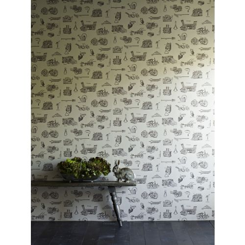 Tooled Up Wallpaper