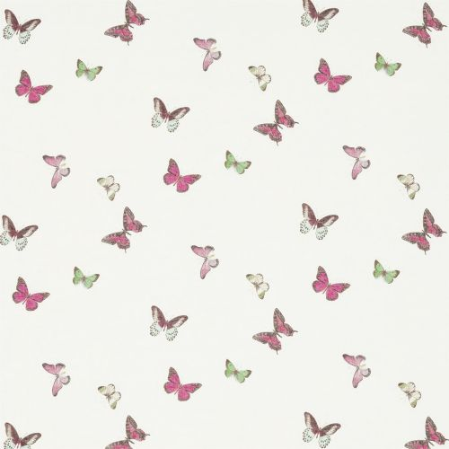 Butterfly Voile Fabric