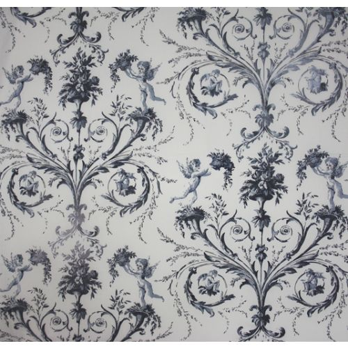 Percale Les Angelots Fabric