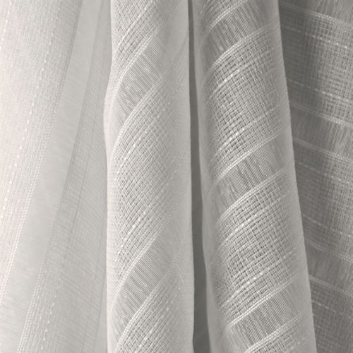 Dhow Stripe Sheer Fabric