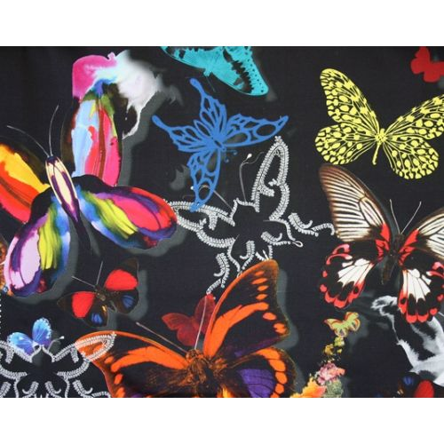 Butterfly Parade Fabric