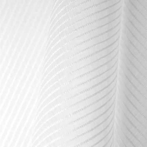 Dhow Small Pinstripe Sheer Fabric
