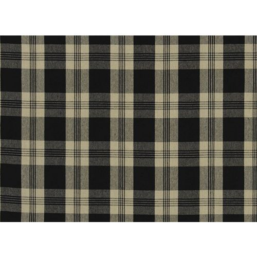 Mill Pond Check Linen Fabric