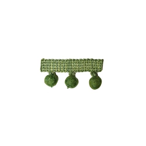 Small Grass Green Pom Pom Trim Trimont Trimmings