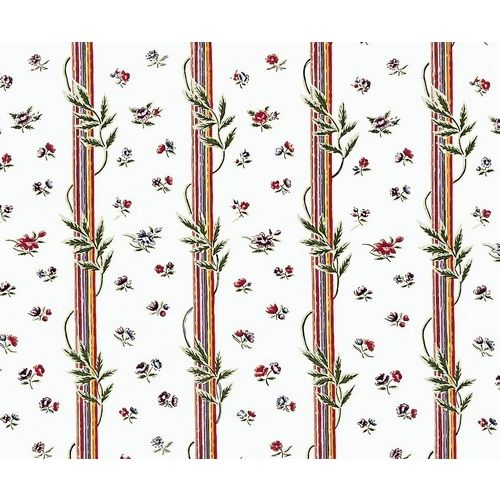 Percale Les Pampres Fabric
