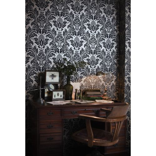Blake Damask Wallpaper