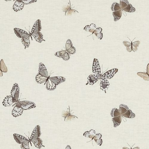 Butterfly Embroidery Fabric