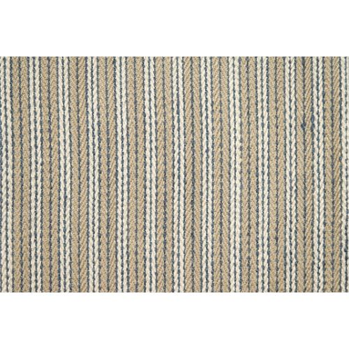 St Just Striped Fabric