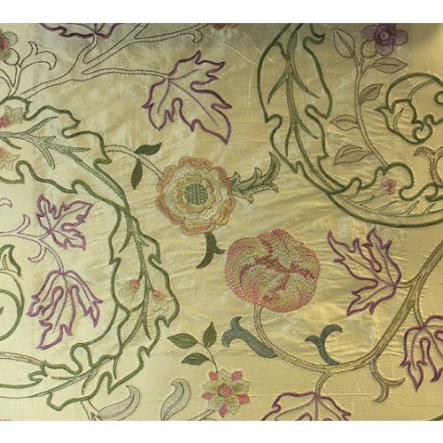 Mary Isobel Embroidered Fabric