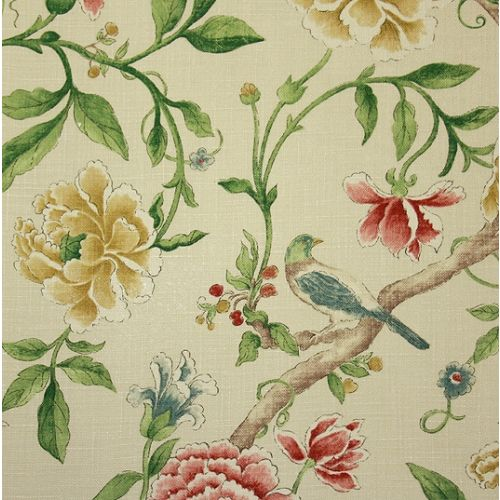 Porcelain Garden Fabric