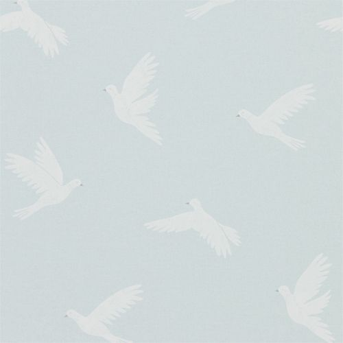 Paper Doves Wallpaper
